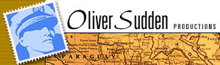 Oliver Sudden stamp